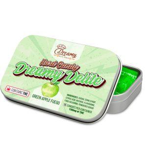 Buy Dreamy Delite Green Apple Stoney Munchie online Canada