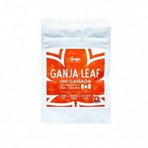 Buy Ganja Edibles – Ganja Leaf Tropical Punch (Oh Canada) 250mg THC online Canada