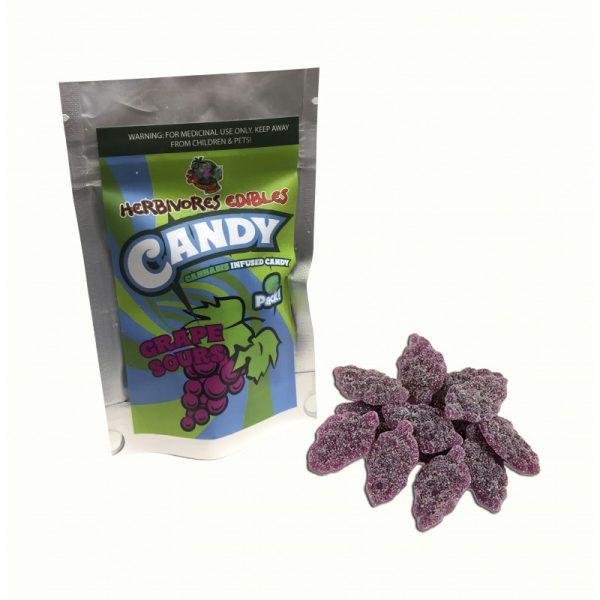 Buy Herbivores Grape Sours online Canada