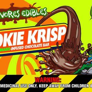 Buy Herbivores – Kookie Crisp Chocolate Bars online Canada