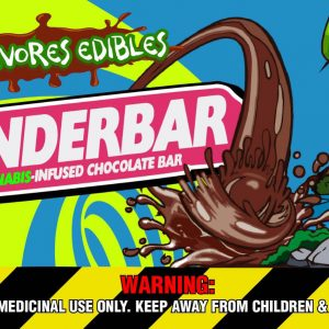 Buy Herbivores – Ponderbar Chocolate Bars online Canada