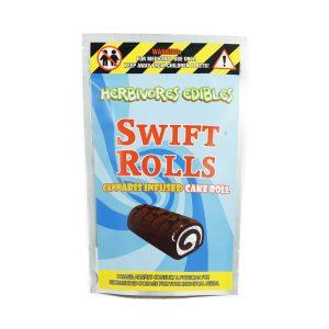 Buy Herbivore Edibles – Swift Rolls online Canada