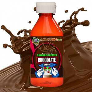 Buy Herbivore Edibles – Chocolate Syrup (THC) online Canada