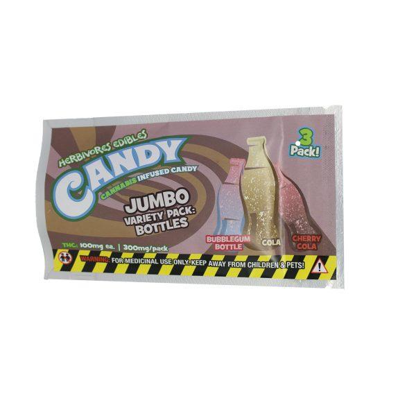 Buy Herbivores – Jumbo Variety Colas Pack online Canada
