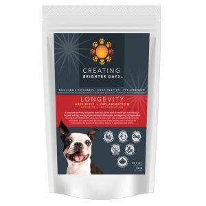 Buy Longevity Nutraceutical Pet Treats online Canada