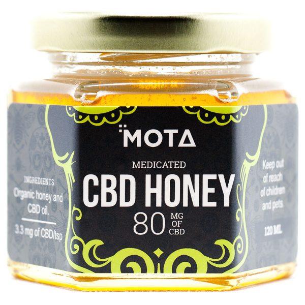 Buy MOTA – CBD Honey online Canada