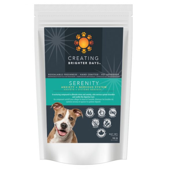 Buy Serenity Nutraceutical Pet Treats online Canada