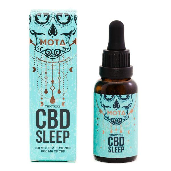 Buy MOTA – CBD Sleep Tincture online Canada