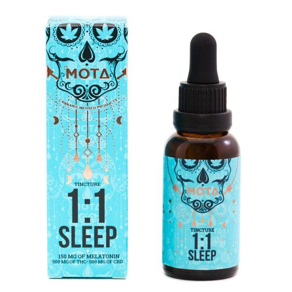 Buy MOTA – THC + CBD 1:1 Sleep Tincture online Canada