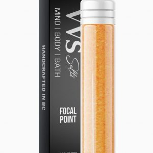 Buy VVS Bath Salts – Focal Point 200mg CBD online Canada