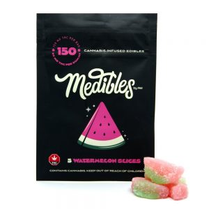 Buy Medibles By Mel – Watermelon Slices online Canada
