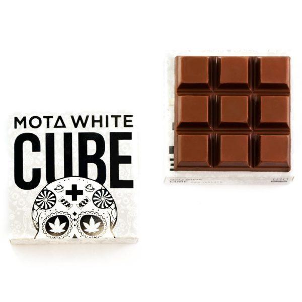 Buy MOTA – Whites Chocolate CBD Cubes online Canada