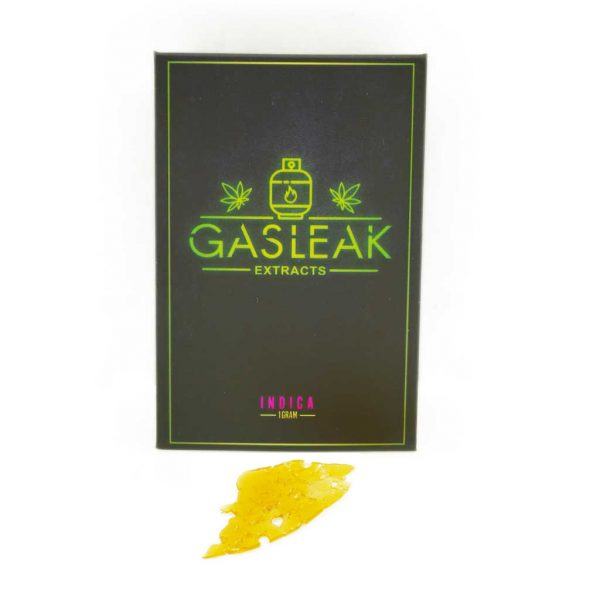 Buy Shatter – Island Pink Kush by GASLEAK (Indica) online Canada
