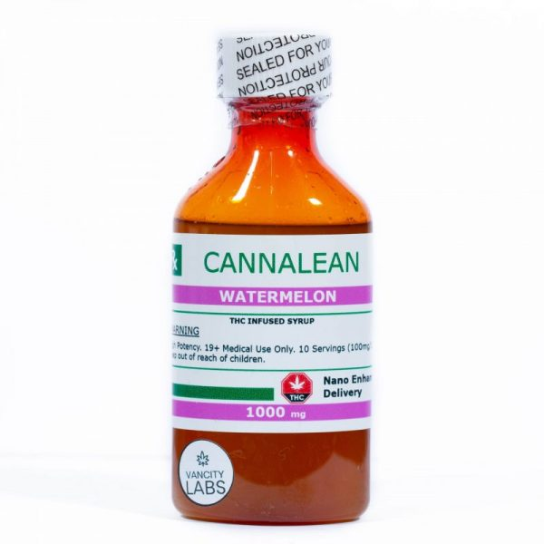 Buy Vancity Labs – Canna Lean 1000mg THC online Canada