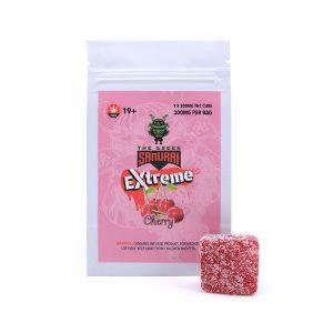 Buy The Green Samurai – Extreme Gummies 300mg THC online Canada