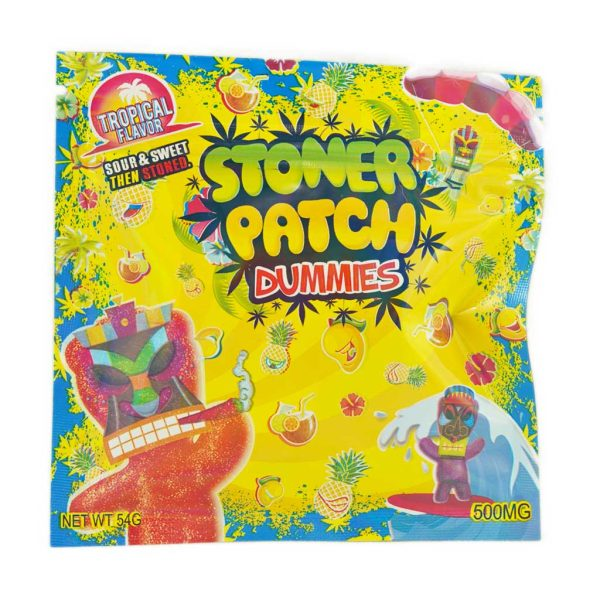 Buy Stoner Patch – Tropical 500mg THC online Canada