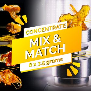 Buy Build Your Own Concentrate Oz 8 x 3.5g online Canada