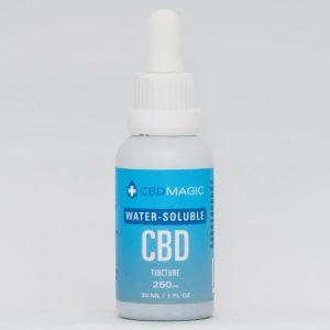 Buy CBD Magic – Water Soluble CBD Tincture 250mg (30ml Bottle) online Canada
