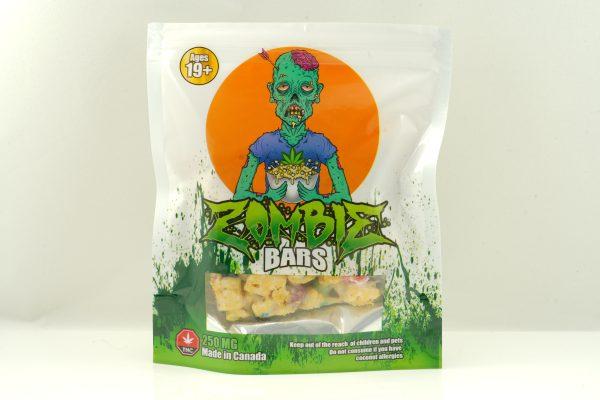 Buy Illuminati Infusions – Zombie Bars 250mg THC online Canada